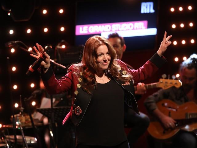 """Isabelle Boulay se confie sur son album """"Mieux qu'ici-bas"""""""
