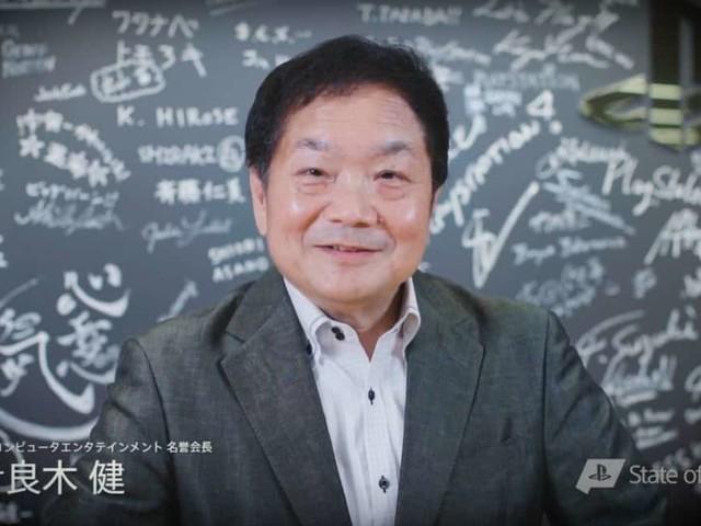 Sony : Ken Kutaragi remercie la communauté pour les 25 ans de PlayStation