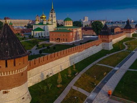 La métamorphose de Toula, vénérable cité russe choyée par le Kremlin