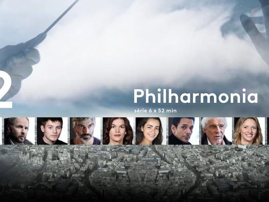 Ce soir à la télé France 2 lance «Philharmonia» (vidéo)