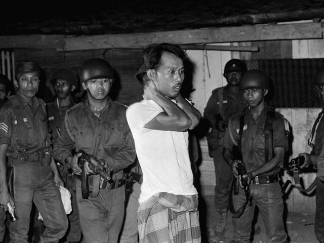 Soutenu par Washington, le Massacre de la gauche indonésienne au nom de l'anticommunisme