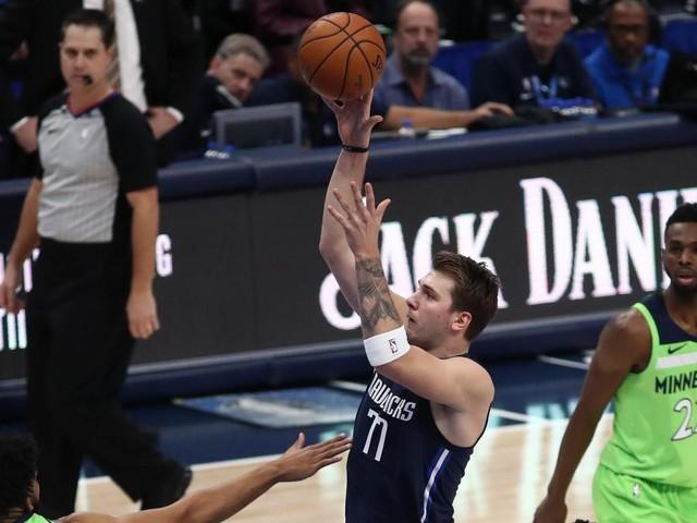NBA: Luka Doncic s'offre un record de Michael Jordan, les Lakers déroulent