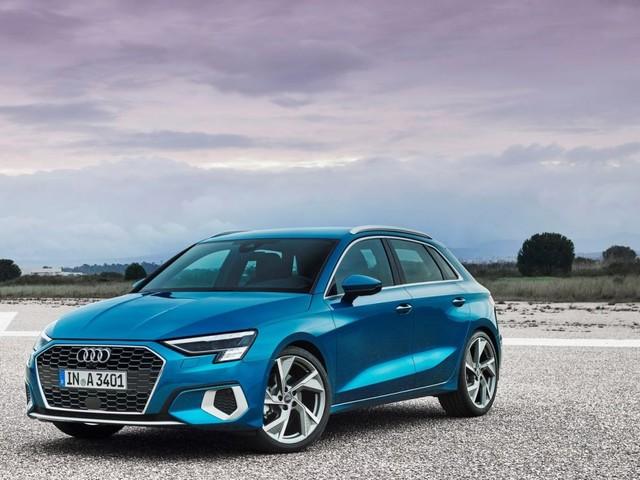 Audi A3: Une Golf plus chère et (un peu)... moins digitale