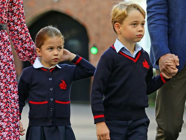 Coronavirus : Kate Middleton inquiète pour George et Charlotte