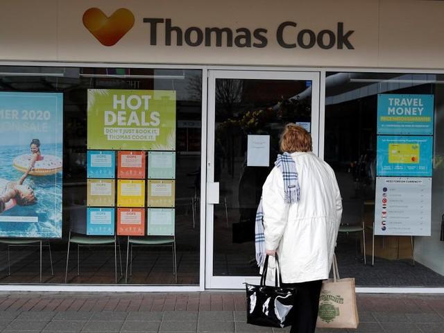 Quelques centaines de voyages réservés chez Thomas Cook pourront encore avoir lieu