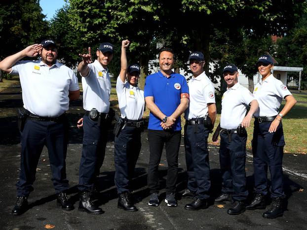« Les Touristes : mission école de police » : le 7 Août 2019 sur TF1