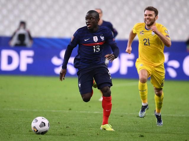Les infos de 8h - Équipe de France de football : N'Golo Kanté, fierté de la JS Suresnes