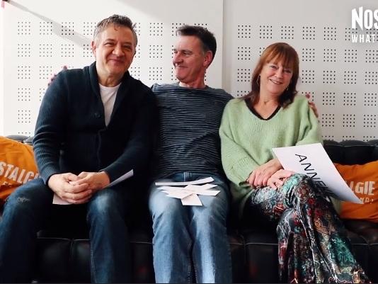 Al meer dan 40 jaar samen: zo werd Bart Peeters verleid door zijn Anneke