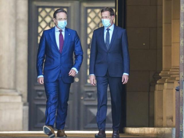 """Preformateurs De Wever (N-VA) en Magnette (PS) kappen ermee: """"Opdracht doorgeven aan liberalen en groenen"""""""