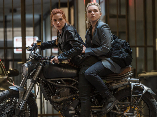 'Black Widow' a Hit in Theaters and Streaming on Disney+
