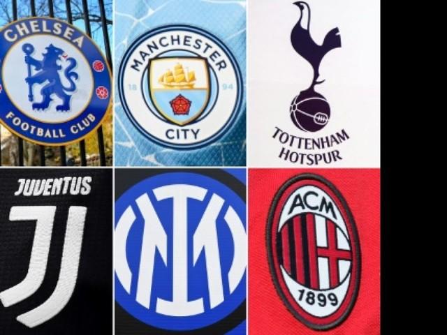 Super Ligue: 9 des 12 clubs frondeurs sanctionnés après un accord avec l'UEFA
