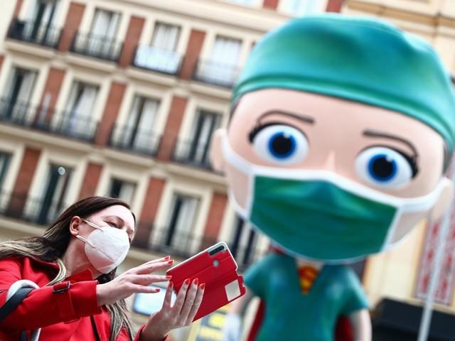 En Espagne, le bilan des contaminations au coronavirus s'élève à 716.481