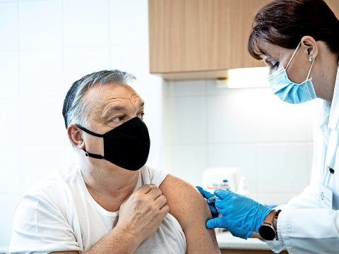 EU-landen hengelen overal naar vaccins