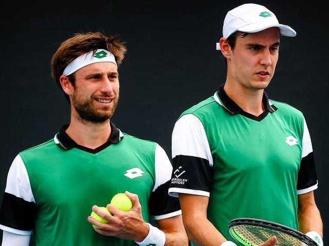 ATP Madrid: Sander Gillé et Joran Vliegen dans le dernier carré