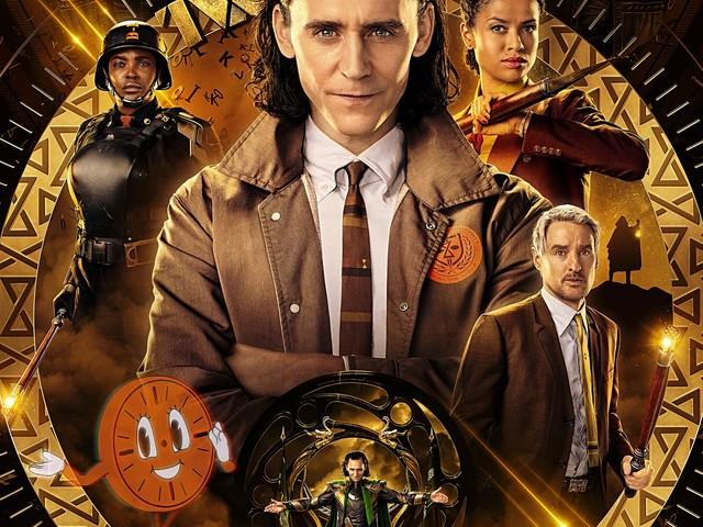 Loki : L'affiche finale de la série !