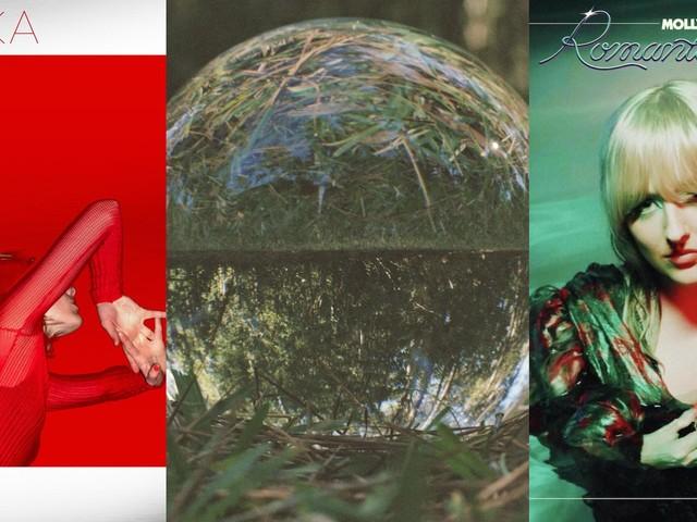 Les 3 albums du 23 juillet à écouter absolument !