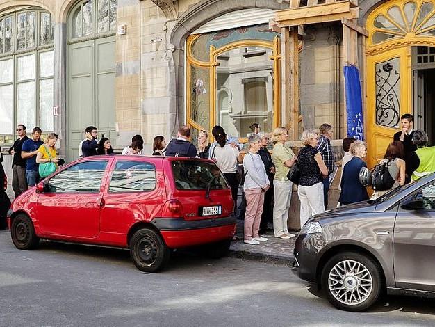 """Journée des Patrimoines: """"À Bruxelles, on passe très souvent devant des maisons ou des bâtiments incroyables mais qu'on ne peut pas visiter"""""""