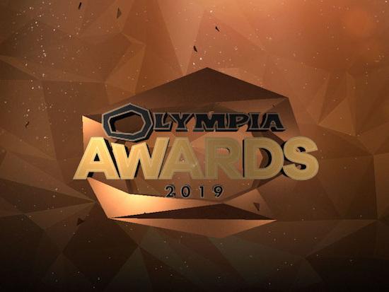 « Olympia Awards 2019 » : le palmarès complet (vidéos)