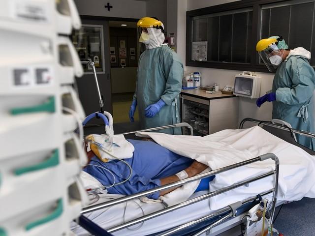 Besmettingen stijgen minder fors, maar ziekenhuisopnames dalen