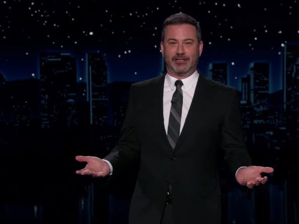 Jimmy Kimmel Skewers Andrew Cuomo Over Sexual Harassment Allegations