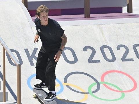 Skaten op de Spelen is ook commerciële zet
