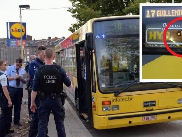 Un bus TEC «essuie des coups de feu» à Liège: plusieurs dépôts partent en grève, la police relativise
