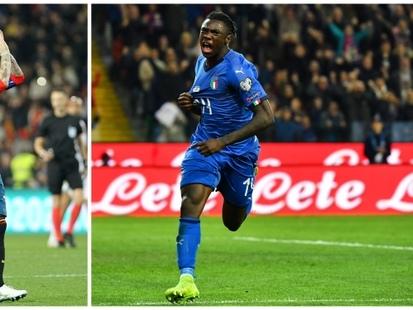Qualifs Euro 2020: l'Espagne émerge grâce à une 'Panenka' de Ramos, l'Italie et ses jeunes s'éclatent (VIDEOS)