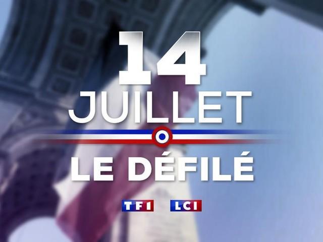 Défilé du 14 juillet 2021 : le dispositif de TF1, dès 7 heures.