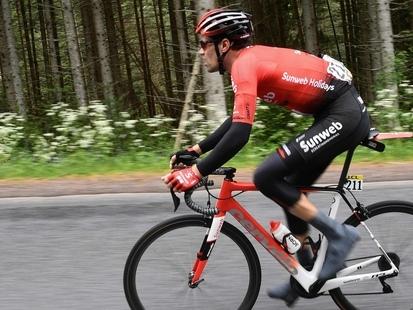 Blessé, Tom Dumoulin ne participera pas au Tour de France