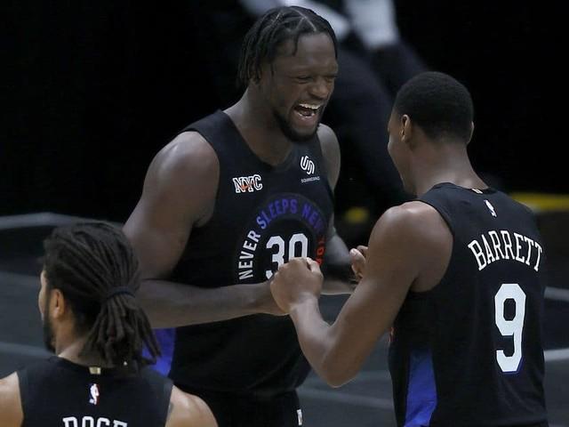 New York en playoffs: comment les Knicks sont revenus au premier plan