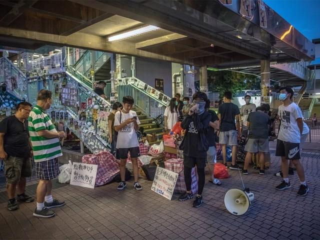 Twitter schrapt Chinese profielen voor ondermijnen protest Hongkong