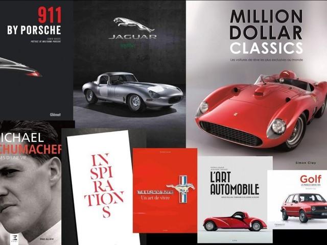 Livres automobile : notre sélection 2019