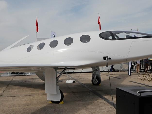 Bourget 2019: Les vacances en avion électrique, ce n'est pas encore pour demain...