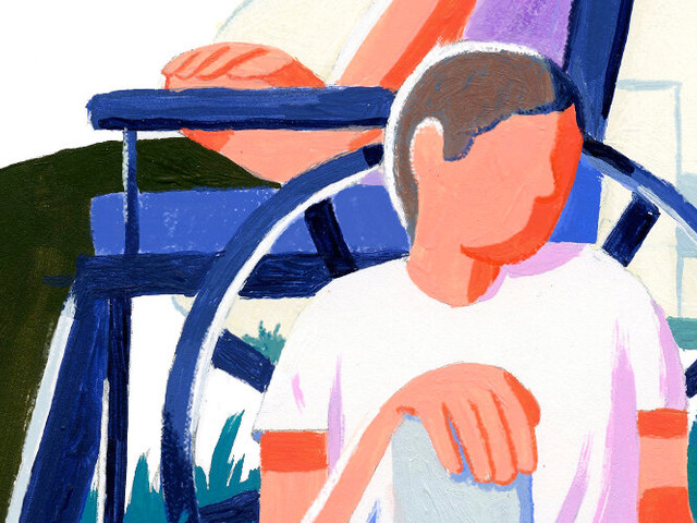 In 'Summer Brother,' Sibling Bonding During a Season of Turmoil