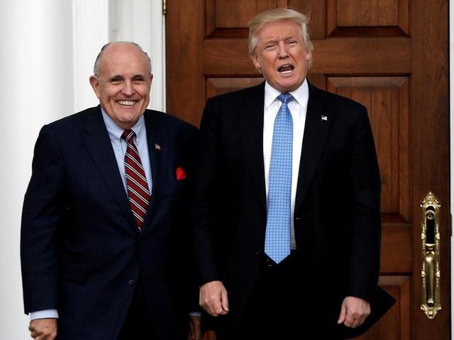 Etats-Unis: l'avocat de Trump, Rudy Giuliani, interdit d'exercer