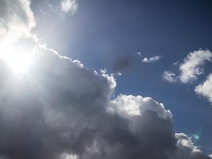 Météo: le ciel se partagera entre nuages et éclaircies