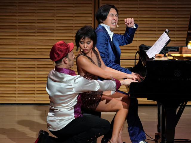 Critic's Notebook: Was Yuja Wang's Concert Satirical or Offensive? It's Complicated