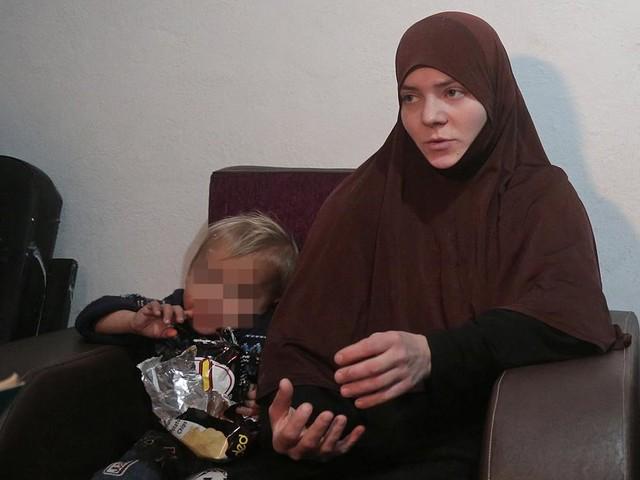 Kinderen van IS-weduwen op weg naar ons land