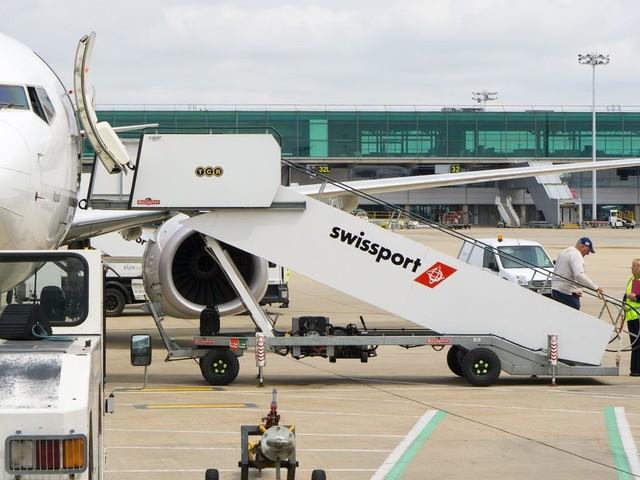 Swissport obtient une aide de 170 millions de dollars aux Etats-Unis