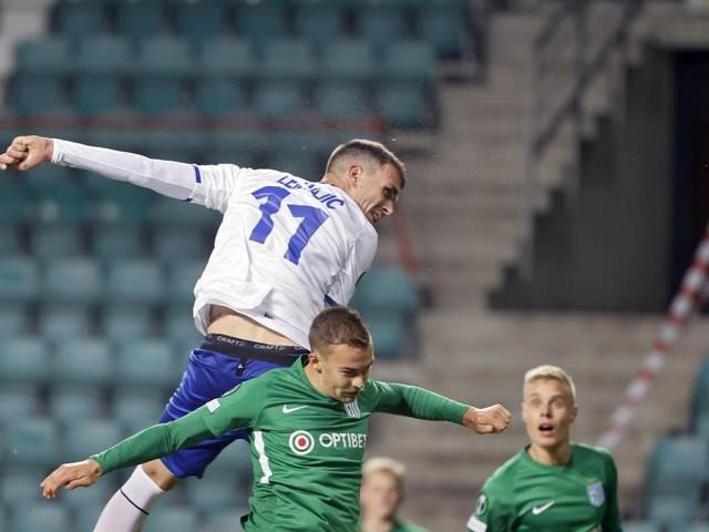 Conference League: La Gantoises'impose sur le petit écart face au Flora Tallinn (vidéo)
