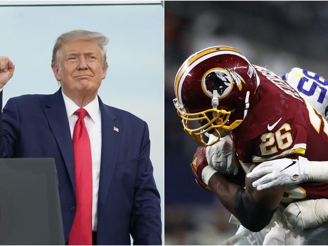 """Trump dénonce le """"politiquement correct"""" dans le sport aux Etats-Unis (Mise à jour)"""