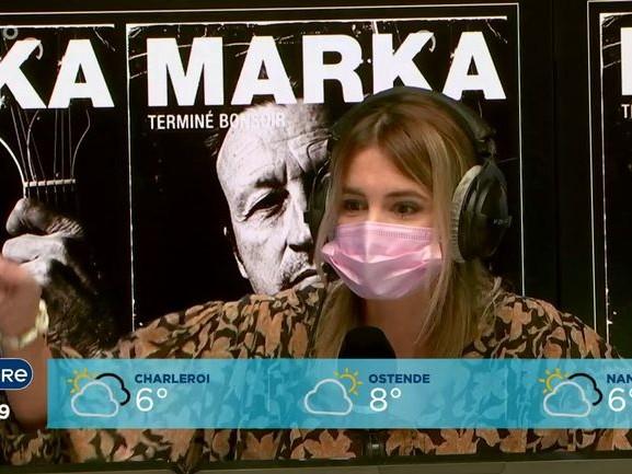 Le Mug - Marka pour son nouvel album et son livre « Terminé bonsoir » - 07/05/2021