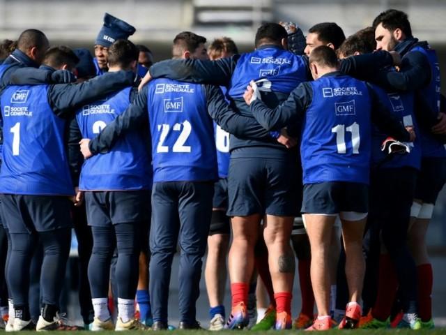 XV de France: pas de nouveau cas, les Bleus libérés