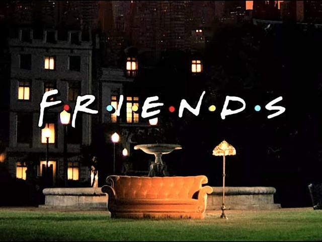 Celui où Anaïs découvre le pilote de Friends (et où Marie se moque d'elle)