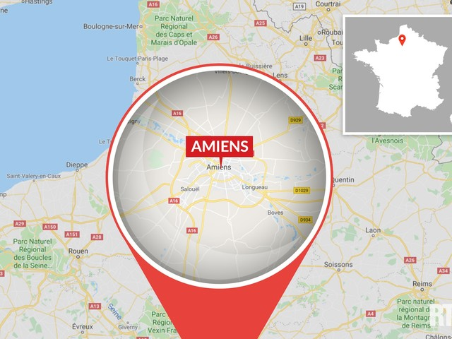 Hauts-de-France : à Amiens, des habitants pensent avoir aperçu un Ovni