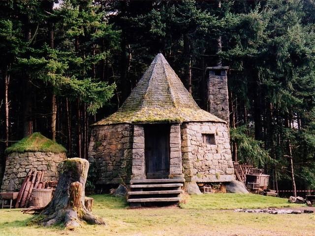 Les fans de Harry Potter peuvent désormais dormir dans la cabane d'Hagrid