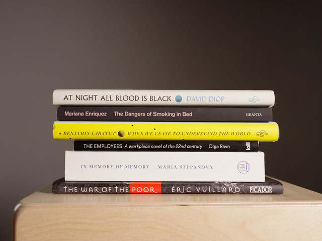 French Authors Lead International Booker Prize Shortlist