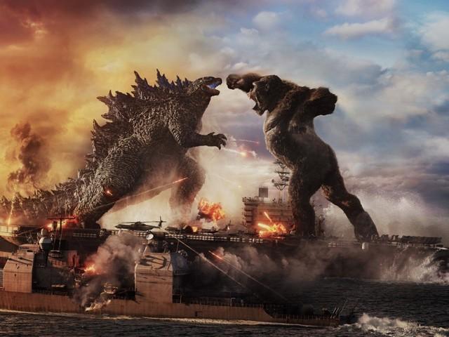 Godzilla vs Kong : où voir le film d'Adam Wingard ?