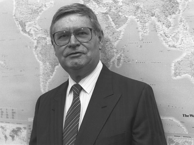 Ruim 50 jaar in VK gewoond, maar altijd van Wilrijk blijven dromen: radiocoryfee Roger Simons overleden op 93ste