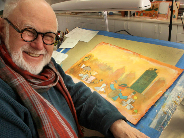 Tomie dePaola, 'Strega Nona' Author and Illustrator, Dies at 85